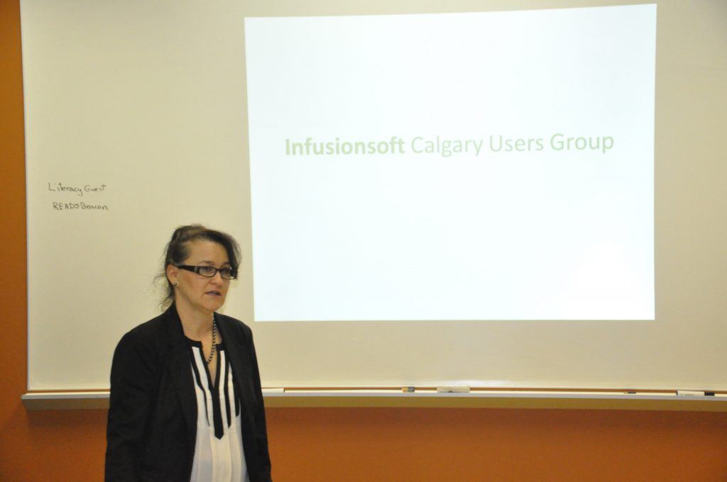 Nancy Seeger - Insufionsoft User Group