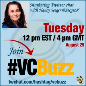 VCBuzz - Nancy Seeger
