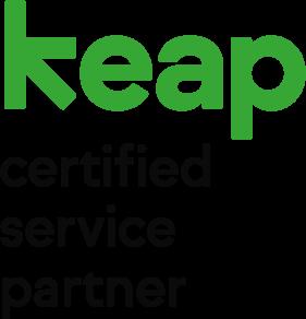 Keap certified service partner